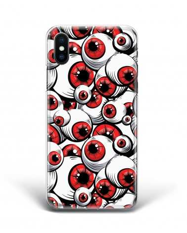 Red Eyes - Cover Collezione -