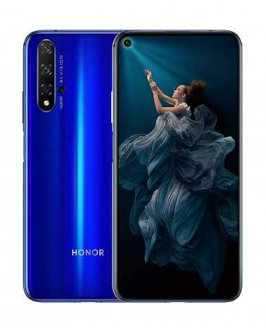 Honor 20 / Nova 5T - Cover Personalizzata -