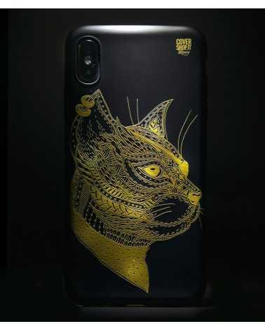 Cat Gold - Cover Luxury -