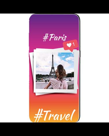 Insta Travel - Cover Collezione -