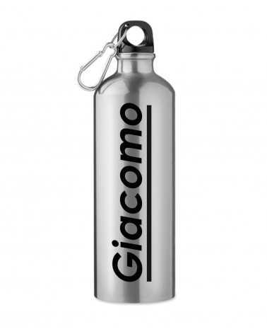Borraccia Termica Personalizzata Argento - 750 ml -