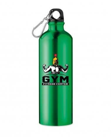 Borraccia Termica Personalizzata Verde - 750 ml -