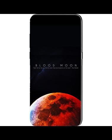 Blood Moon - Cover Collezione -