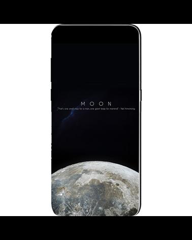 Moon - Cover Collezione -