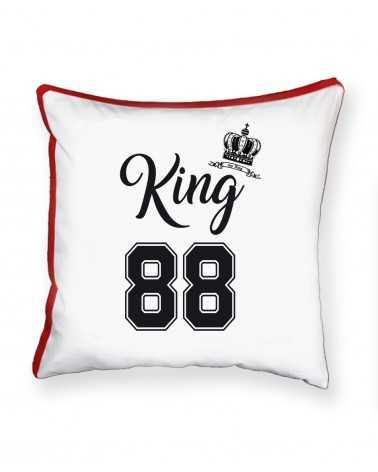 King - Cuscino Personalizzato -