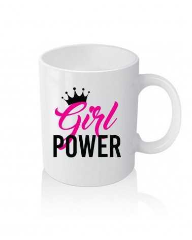 Girl Power - Tazza Personalizzata -