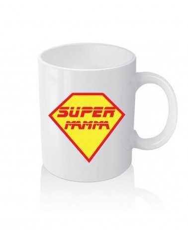 Super Mamma - Tazza Personalizzata -