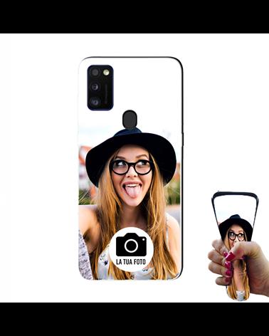 Samsung Galaxy A21s - Cover Personalizzata -