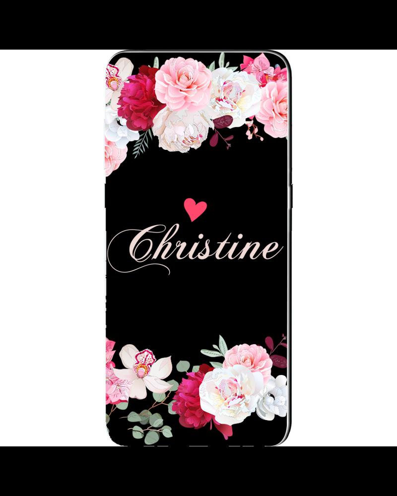 Romantic Flowers Name - Cover Collezione -