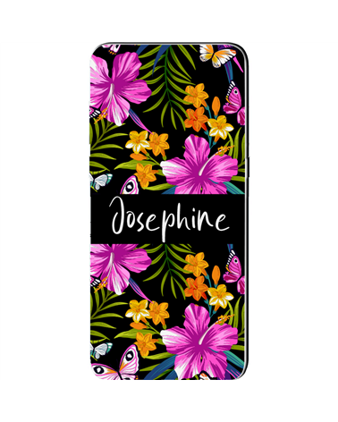 Summer Flowers Full Name - Cover Collezione -