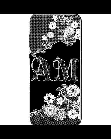 Pizzo Flower Iniziali - Cover Collezione -