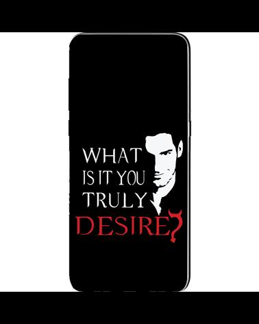 What is it you Desire? - Cover Collezione -
