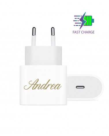 Elegant Name - Wall Charger -