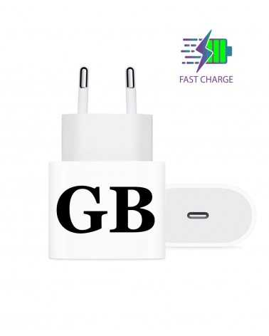 Iniziali Simple - Wall Charger -