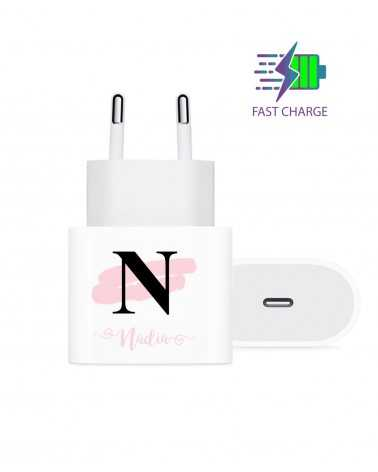Monogram Make-Up - Wall Charger -
