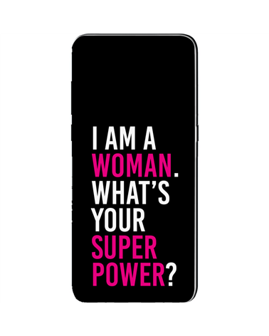Woman SuperPower - Cover Collezione -