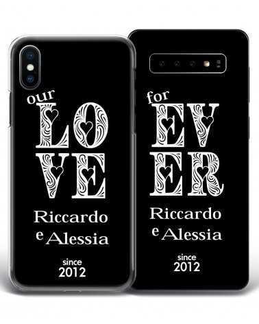 Love Forever Since - Cover Collezione -