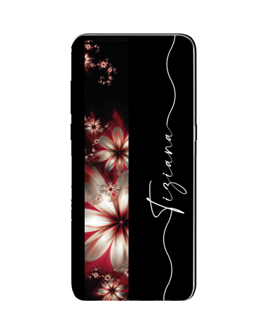 Flowers on Side - Cover Collezione -