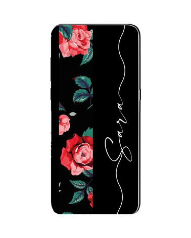 Roses on Side - Cover Collezione -