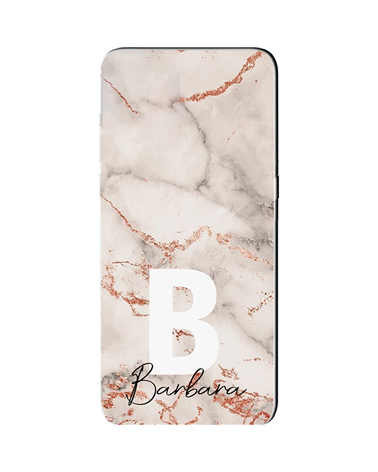 Red Marble Name - Cover Collezione -