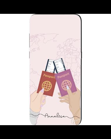 Take My Passport Name - Cover Collezione -