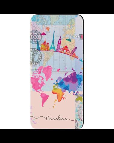 Colorful Map Name - Cover Collezione -