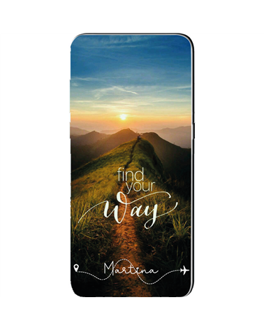 Find your Way Name - Cover Collezione -