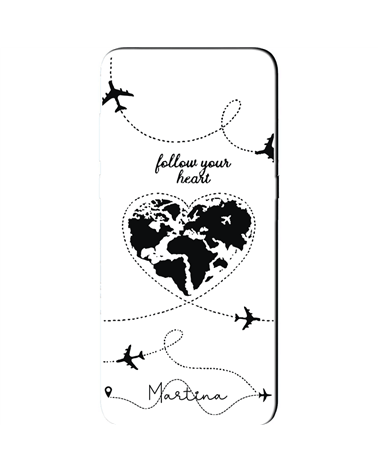 Follow Your Heart Name - Cover Collezione -