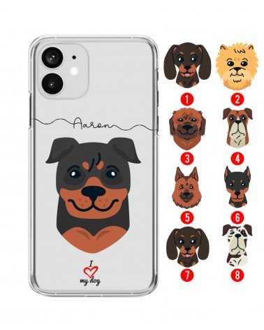Dog Draw Name - Cover Collezione -