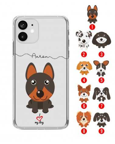 I Love My Dog 1 - Cover Collezione -