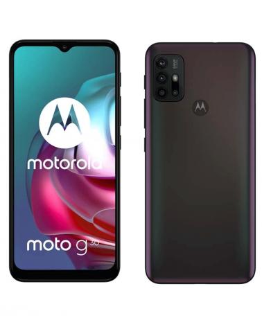 Motorola Moto G30 - Cover Personalizzata -