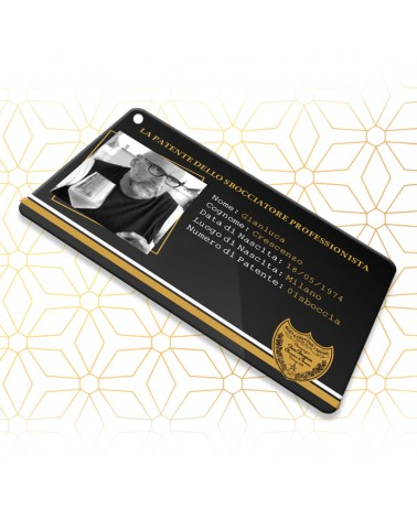 Sboccia Patente Black - Sbocciacard -