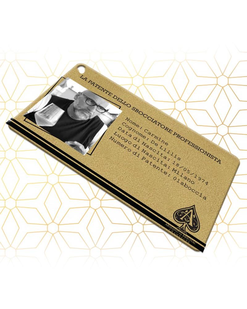 Sboccia Patente Gold - Sbocciacard -