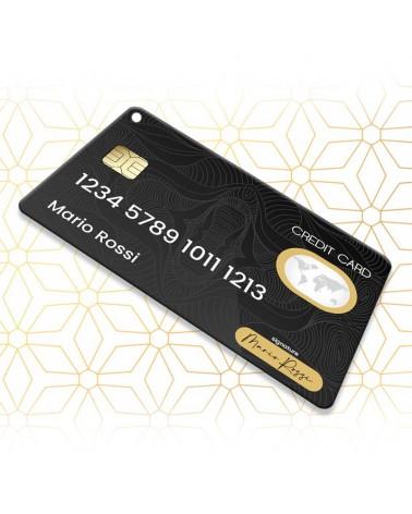 Sboccia Credit Card Firma - Sbocciacard -
