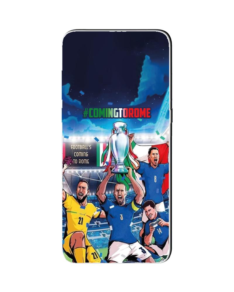 Italia Campione d'Europa 1 - Cover Collezione -