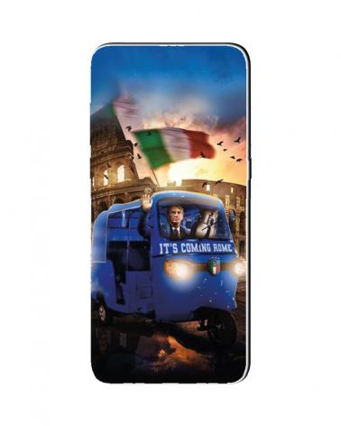Mister Mancio - Coming Rome - Cover Collezione -