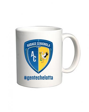 Cerignola Calcio - Tazza Personalizzata -
