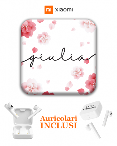 Light Flowers Pods - Cover Pods Personalizzate -