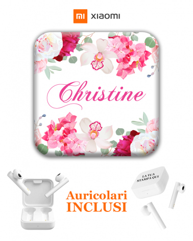 Romantic Flowers Pods - Cover Pods Personalizzate -