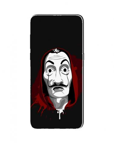 Dalì Splatter Mask - Cover Collezione -