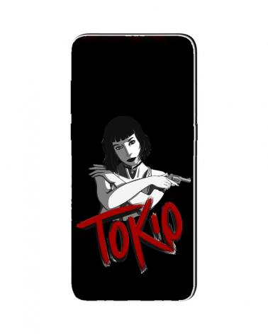 Tokyo Pistol - Cover Collezione -