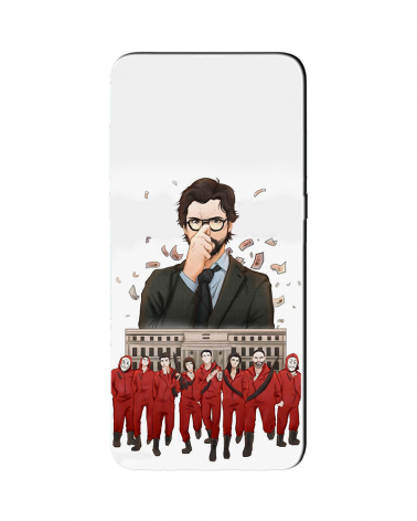 Characters Bank - Cover Collezione -