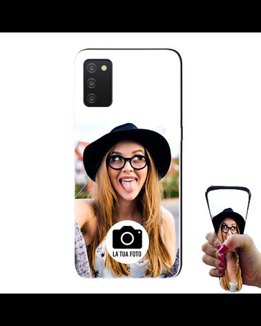 Samsung Galaxy A03s - Cover Personalizzata -