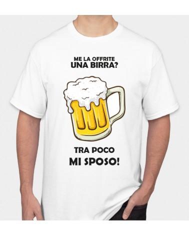 Me la Offri una Birra? - Collezione T-Shirt -