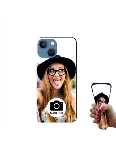 Apple iPhone 13 Mini - Cover Personalizzata -