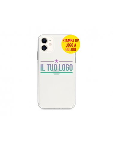 Cover Trasparenti con Logo -