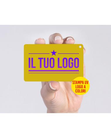 SbocciaCard per Aziende - Colore Oro -