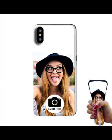 Apple iPhone X/XS - Cover Personalizzata -