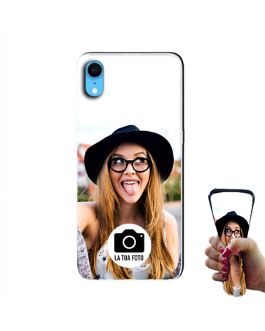 Apple iPhone XR - Cover Personalizzata -