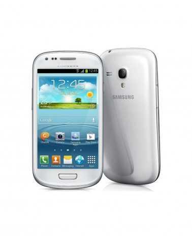 Samsung Galaxy S3 Mini i8190 Cover Personalizzata -